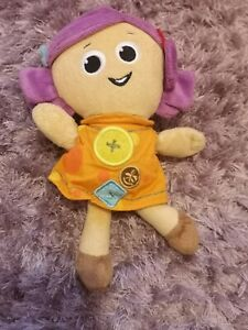 TOY STORY 3 DOLLY PLUSH DOLL - RARE