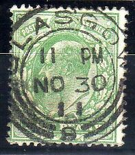 Edward VII (1902-1910) British Victorian Stamps