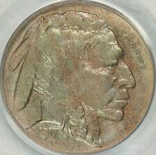 1917-D Buffalo Nickel PCGS MS63