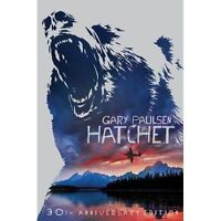 Hatchet by Paulsen, Gary, NEW Book, FREE & Fast Delivery, (Paperback)