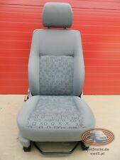seat passenger Vw T5 Transporter ox front