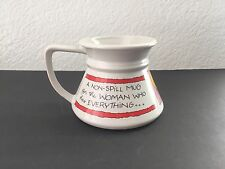Funny Non Spill Mug for Woman Who Has Everything Girl Lady Travel Coffee Tea Cup