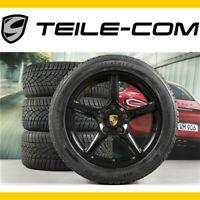 """-40% NEU*+ORIG.Porsche Boxster/Cayman 981 18"""" Winterräder ohne RDK/Winter wheels"""