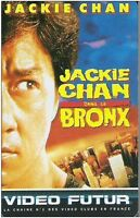 N° 29 VIDEO FUTUR - CARTE COLLECTOR - JACKIE CHAN DANS LE BRONX