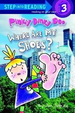 Pinky Dinky Doo: Where Are My Shoes? (Step into Reading)