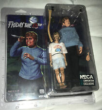 NECA 2015 Comic Con Exclusive Friday The 13th Retro Pack Pamela & Jason Voorhees