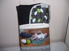 Jj cole collections travel diapering kit