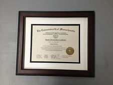 DIPLOMA SPECIAL Certificate Frames CORPORATE