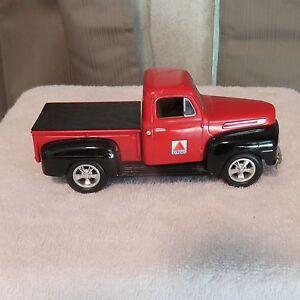Liberty Classics Citgo 1:24 scale 1948 Ford Pickup Truck Diecast Bank w/ Key