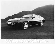 1985 Mitsubishi Starion LE Press Photo 0022