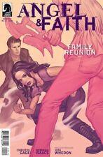 ANGEL & FAITH #11 STEVE MORRIS COVER DARK HORSE COMICS 2012