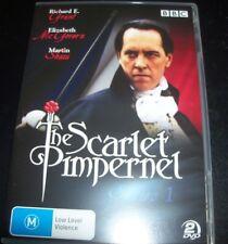 The Scarlet Pimpernel (Richard E Grant Elizabeth McGovorn) (Aust Region 4) DVD
