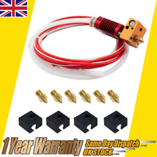 More details for extruder heater hot end nozzle kit for creality ender 3/3 pro 3d printer part
