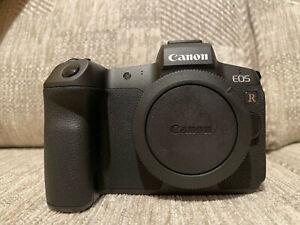 Canon EOS R 30.3 MP Mirrorless Digital Camera - Black (Body Only)