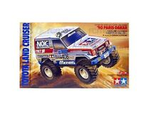 Tamiya 19013 MINI 4WD Toyota Land Cruiser 90 Paris-Dakar 1/32 Motore Incluso