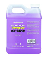OPI Expert Touch Nail Varnish/Polish Lacquer Remover Suitable for Gel 960ml!!!