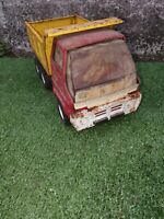 Vintage tonka truck (project house clearance find)