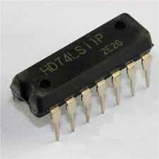 10PCS HD74LS11P 74LS11 DIP HITACHI Triple 3-input Positive AND Gates NEW