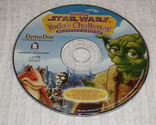 PC (VINTAGE) DEMO DISK   *** STAR WARS - YODAS CHALLENGE *** NEW