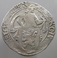 NETHERLANDS Lion Daalder 1647 CAMPEN  #t32 159