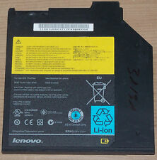 Ultrabay Slim BATTERIA THINKPAD r6x t60 t61 t400 t410s t500 r400 r500 w500 51j0508
