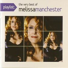 CD - Melissa Manchester - Playlist: The Very Best Of Melissa Manchester - #A994