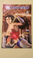 comics DC universe n°24