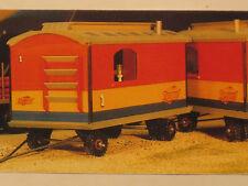 Circus Zirkus:  RASALTO -Wohnwagen (301) -Bausatz