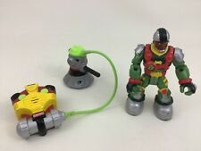 Rocky Canyon Mountain Climber Speaker Fisher Price Rescue Heroes Toy Figure A14