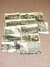 13 off Vintage Postcards from around Europe