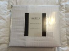 Madison Luxury Home Queen Sheets  **NEW**