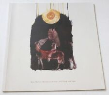 Kate Walters - Mysterious tissue of flesh & stars  2011 ART EXHIBITION CATALOGUE