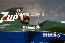 Andrea de Cesaris Jordan 191 F1 temporada 1991 fotografía 1