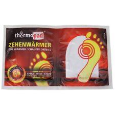 """MFH 30 Zehenwärmer """"Thermopad"""" für Einmalgebrauch 6h Taschenwärmer Wärmekissen"""