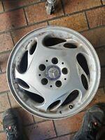 Mercedes Vito W638 1x Alufelge Felge LK 5x112 7Jx16 H2 ET55 A6384010102