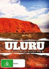 The Uluru - History Of Ayres Rock (DVD, 2016)