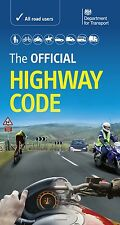 BRAND NEW DVSA OFFICIAL HIGHWAY CODE 2017/2018 FREE 1ST CLASS POSTAGE