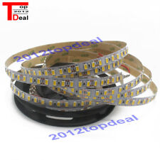 5M 600LED 120LED/M 5630 LED Flexible Strip DC12V warm white Super Bright IP20