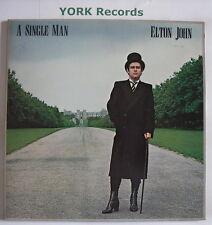 ELTON JOHN - A Single Man - Excellent Condition LP Record Rocket TRAIN 1