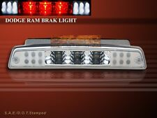 1994-2001 DODGE RAM LED L.E.D. 3RD THIRD BRAKE CARGO LIGHT CHROME