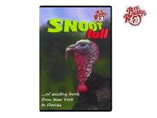PETE RICKARD - *NEW* SNOOT FULL TURKEY HUNTING DVD #2476 SPRING GOBBLER