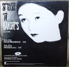 Siouxsie And The Banshees - Dear Prudence USA Promo 12 inch 1984, Goth, Beatles