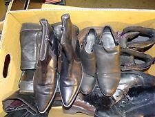 Damen Winter Schuhe-10 Paar im SET Gr.38- für Wiederverkäufer-DWS-38-006