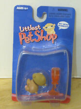 2004 Littlest Pet Shop LPS #45 Hamster Generation 1 VHTF NIP RETIRED
