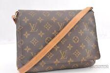 Authentic Louis Vuitton Monogram Musette Tango Shoulder Bag M51257 LV 39197