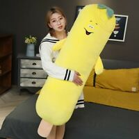 Creative Cute Pink Girl Fruit Plush Toy Strawberry Popsicle Pillow Doll Gift