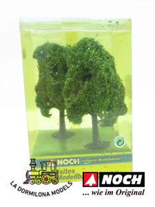 NOCH 23500 - H0 Obstbäume / Árboles frutales 2 unidades - NUEVO