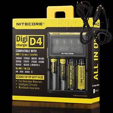 NEW 2016 VERSION NITECORE D4 Digi charger For 18650 14500 18350 Li-ion & Ni-MH