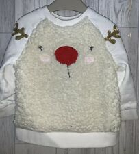 Girls Age 9-12 Months - Mothercare Christmas Top