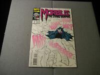 Morbius The Living Vampire #14 (1993, Marvel)